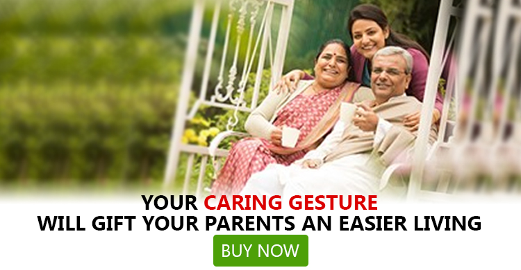 Gift your parents a senior citizen health insurance plan this Diwali