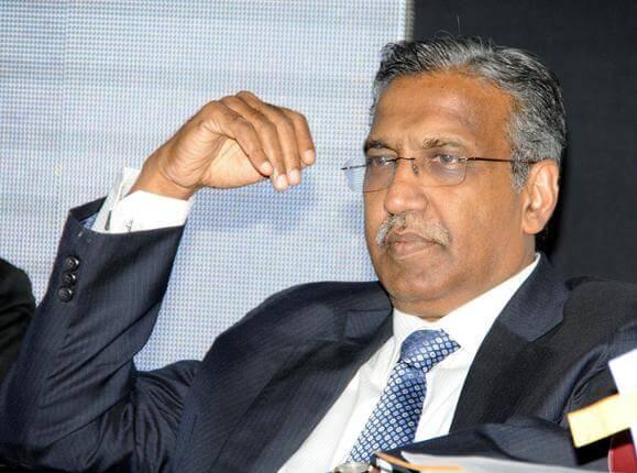 IRDA chief Vijayan solicits for health insurance cost standardization