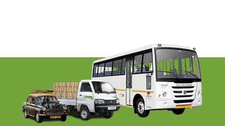Types of Commercial Vehicles Covered under Commercial Vehicle Insurance Policy